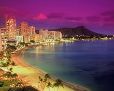 honeymoon, beaches, oahu hawaii, waikiki beach, dream