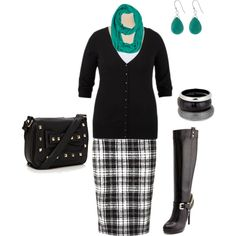 """plus size fall"" by penny-martin on Polyvore"