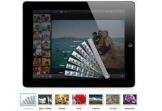 Apple Unveils The New iPad