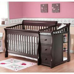 Baby furniture. Nursey