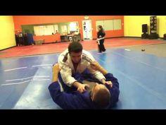 Brazilian Jiu Jitsu Gi Training Video: BJJ Gi choke from guard