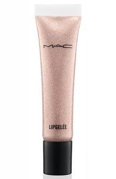 MAC lipgelee lip gloss - super sparkly & soft!