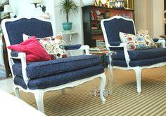 berger chair, tutorials, idea, upholsteri, reupholst, upholstered chairs, diy, green notebook, black furniture