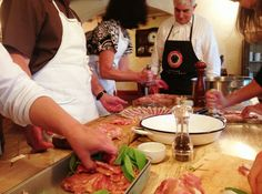 Cooking classes in Italy!