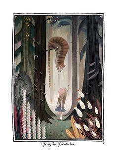 Julia Sarda.: Alice in Wonderland