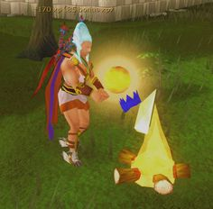 I keep burning #Phats me! (thanks to @Mathew9R on Twitter).  #RuneScape