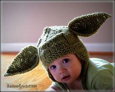 Yoda Hat!