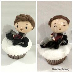 Cumbercupcakes ~ Benedict Cumberbatch doing the ALS/MND Ice Bucket Challenge (one of five times, this one on a motorcycle).