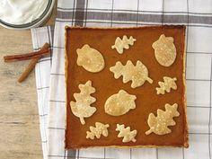 Pumpkin Pie : Pumpkin Cream Tart for Thanksgiving