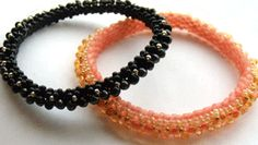 Tips For Sizing Your Beaded Bangle Bracelets -Beading Daily  #Seed #Bead #Tutorials