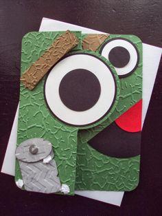Circle Card Die card by Paper Ecstasy