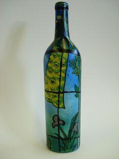a faithful attempt: Art History on a Bottle