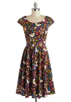 That's All, Folksy Dress | Love it!!