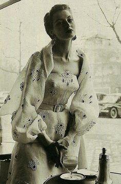 Capucine, 1953 ~ Sim