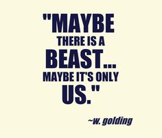 Good quotes from The Lord of the Flies by William Golding?