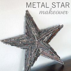 Metal Star Makeover