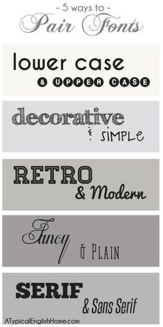 Challenge No. 2 - TYPOGRAPHY December 2013 - Forum :: Oscraps.com pairing fonts