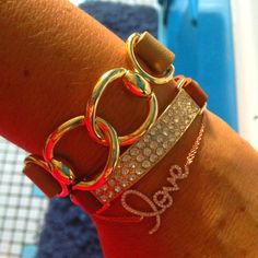 TJ Maxx purchase..<3 bracelet