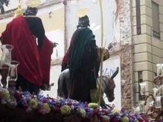 Fecha: Domingo de Ramos 2013. *Descripción: Paso por carrera oficial. * Video: Fervorlinarense.