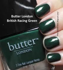 Butter London: British Racing Green