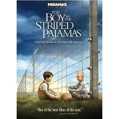 The Boy in the Stripped Pajamas... Such a sad but great book!