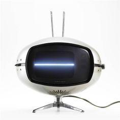 Panasonic TR-005 - The Orbitel television, orbitel portabl, portabl televis, panason tr005, el televisor, televis set, design