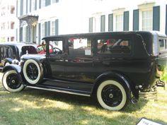 1927 Henney Hearse