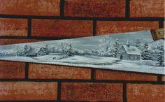Painted sawblades