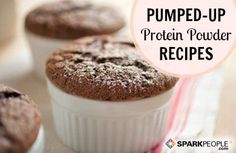 10 Perfect Protein Powder Recipes via @SparkPeople