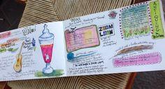 Travel Journal, Tisha Sheldon