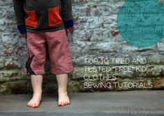 short, kids clothes, top 10, sew tutori, tee shirts, kid sewing, kid clothing, sewing tutorials, sewing patterns