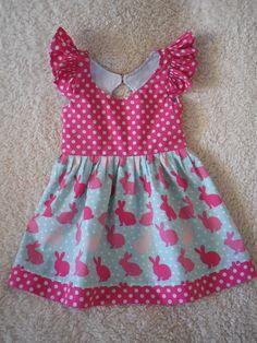 Easter Dress ~ Luv Lil B