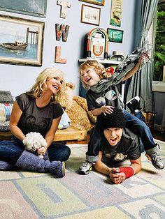 Brian Littrell & Family
