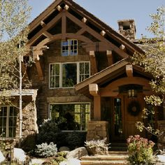 Love the craftsman style
