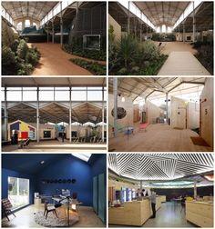 Red Bull Music Academy by Langarita Navarro Arquitectos