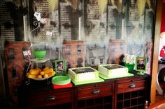 Ghostbuster Party #ghostbuster #party
