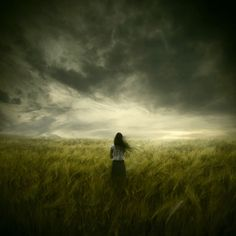 "Michael Vincent Manalo; Digital Photomanipulation, 2010 ""The Premonition"""
