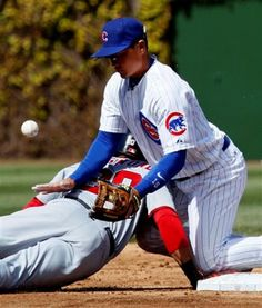 Maybe Next Game?? : Cubs Lose Opener