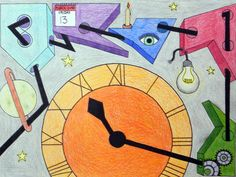 One Point Perspective 2014 - Waunakee Community School District - New - Sophie Wagner-Marx