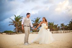 hard rock punta cana wedding. {isabella + luke}