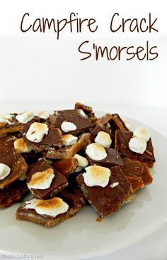 Campfire Crack Smorsel Recipe