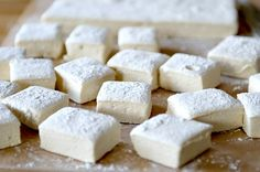 Homemade Marshmallows - Healthy Green Kitchen