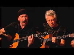 U2 - Song for Someone, live on The Graham Norton Show
