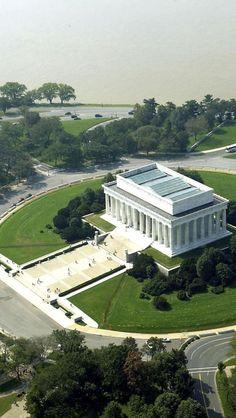 Lincoln Memorial, Washington D. C.