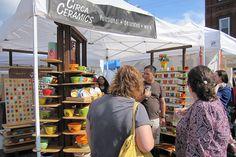 Circa Ceramics booth