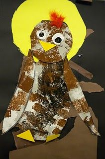 Adaptive Art Owls adapt art, craft, art project, art lesson, owl art, art owl, adapt project, owls, kindergarten owl