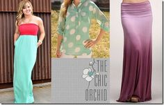 "This website has  tons ""chic styles at amazing prices""!!"
