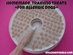 Homemade Training Treats
