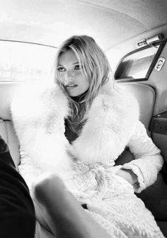 icon, inspir photographi, fur coat, katemoss, winter fashion, beauti, kate moss