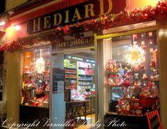 Hediard is amazing for herbs, teas, chocolate...yum, yum, yum!